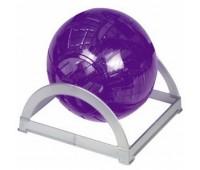 Колесо для грызунов пластик с Подставкой d=17,5см ROLLER BALL