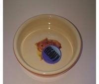 Миска для грызунов Хомяк d=7,5см