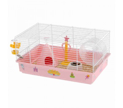 """Купить Ferplast CRICETTI 9 Princess клетка для грызунов Принцесса купить, цена в интернет-магазине """"Zoo Pegas"""" Симферополь, Крым"""