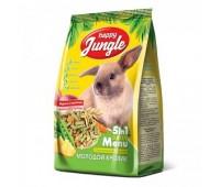 Happy Jungle 400г корм для кроликов Юниор