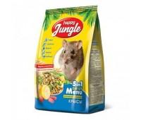 Happy Jungle 400г корм для крыс