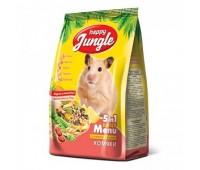 Happy Jungle 400г корм для хомяков