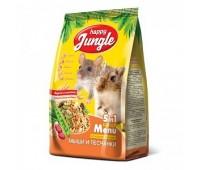 Happy Jungle 400г корм для мышей и песчанок