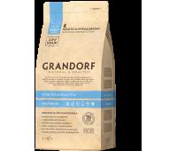 Grandorf White fish & Brown Rice ADULT SENSITIVE 400г