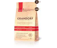 Grandorf Lamb & Rice ADULT INDOOR 400г