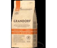 Grandorf Turkey & Brown Rice Sterilised 400г