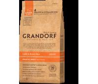 Grandorf Lamb & Brown Rice Junior 1кг