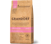 Grandorf Lamb & Brown Rice Puppy 1кг