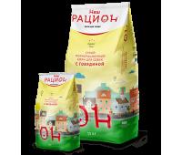 НАШ РАЦИОН (сухой корм для собак с говядиной) 3кг, 15кг