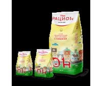 НАШ РАЦИОН (сухой корм для кошек с говядиной) 0.4кг, 1.5кг, 10кг