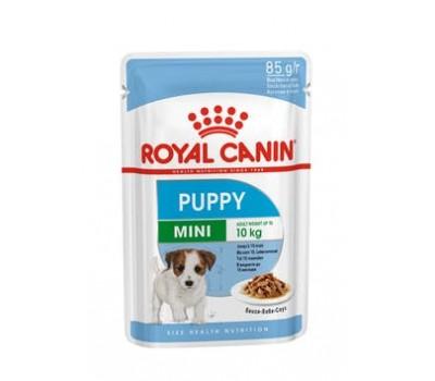 Купить Royal Canin Mini Puppy (Мини Паппи в соусе) 85г