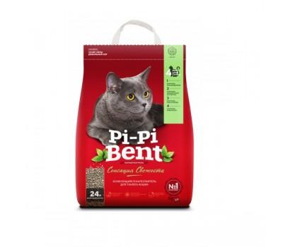 Наполнитель Pi-Pi-Bent Сенсация Свежести - 5кг, 10кг