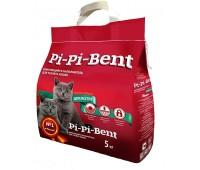 Наполнитель Pi-Pi-Bent Для котят - 5кг