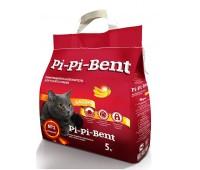 Наполнитель Pi-Pi-Bent Банан - 5кг