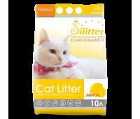Наполнитель Silitter - комкующийся с ароматом лимона (5л)