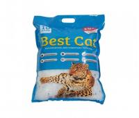 Наполнитель Best Cat Силикогелевый с ароматом морской бриз (3.6л, 10л)