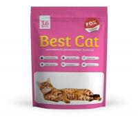 Наполнитель Best Cat Силикогелевый с ароматом весны (3.6л, 10л)
