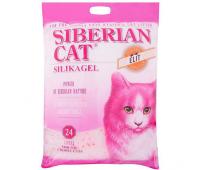 Наполнитель Сибирская кошка Элита Силикагелевый - для привередливых кошек (16л)