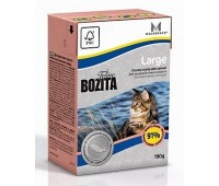 BOZITA консервы для кошек крупных пород 190г
