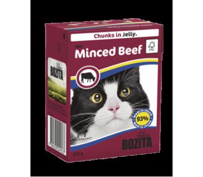 Купить Bozita консервы - кусочки говядины для кошек (370г)