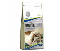 BOZITA Indoor & Sterilised - для стерилизованных живущих дома кошек (400г)