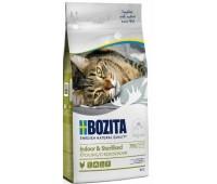 BOZITA Indoor & Sterilized - с курицей для стерилизованных кошек (10кг)