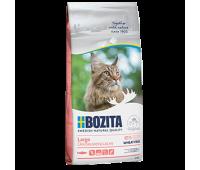BOZITA WF Hair & Skin SALMON Large - с лососем без пшеницы для кошек крупных пород  (2кг)