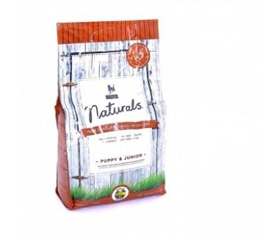 Купить корм BOZITA Naturals Wheat Free Puppy & Junior - для щенков, беременных и кормящих сук (12.5кг)