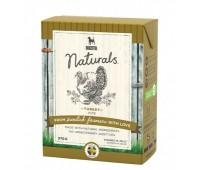 Bozita Naturals консервы - кусочки индейки в желе для собак (370г)