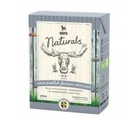 Bozita Naturals консервы - кусочки мяса лося для собак (370г)