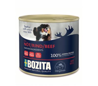 Купить Bozita консервы - паштет из говядины для собак (625г)