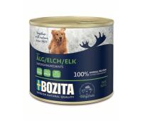 Bozita консервы - паштет из лося для собак (625г)