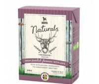 Bozita Naturals консервы - кусочки оленины для собак (370г)