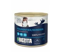 Bozita консервы - паштет из оленя для собак (625г)