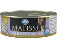 Farmina MATISSE - мусс из сардины для кошек 85г