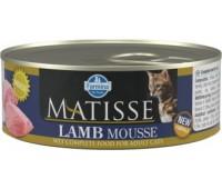 Farmina MATISSE - мусс из ягнёнка для кошек 85г