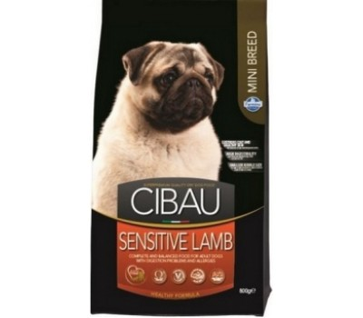 Купить корм Farmina CIBAU Sensetive MINI Lamb - с ягненком для мелких пород собак с чувствительной кожей (2,5кг)