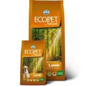 Farmina ECOPET Natural MAXI Lamb 12кг