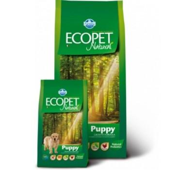 Купить корм Farmina ECOPET Natural PUPPY - для щенков (12кг)