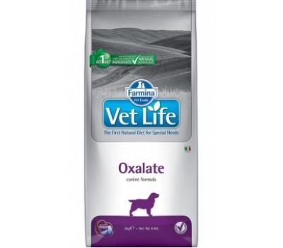Купить корм Farmina VetLife Oхalatе - для собак при оксалатах (2кг)