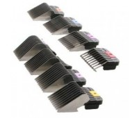 Moser Attachment comb set stailess steel набор насадок для машинок