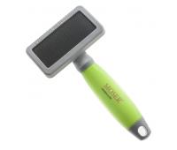 Moser Пуходерка Средняя Slicker brush medium (гелевая ручка)