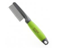 Moser Расческа для грумминга Grooming comb (гелевая ручка)