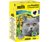 Bozita корм для кошек Бозита с домашней птицей