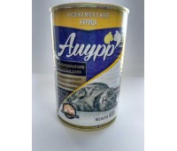 АМУРР консервы 400г с курицей желе для кошек