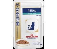 Royal Canin Renal Роял Канин Ренал с тунцом 0,085 кг