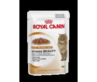 Royal Canin Intense Beauty в желе для красивой кожи и шерсти
