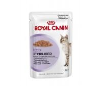 Royal Canin Sterilised (в соусе) для стерилизованных кошек}