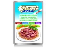 Stuzzy (Штуззи) для взрослых кошек Ветчина и Телятина