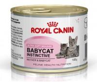 Royal Canin Babycat Instinctive мусс для котят